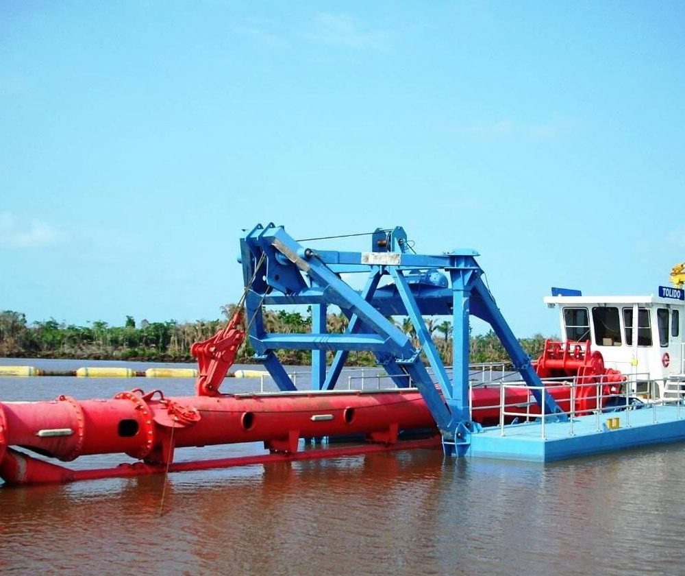 6a_Dredge Inspection and Maintenance